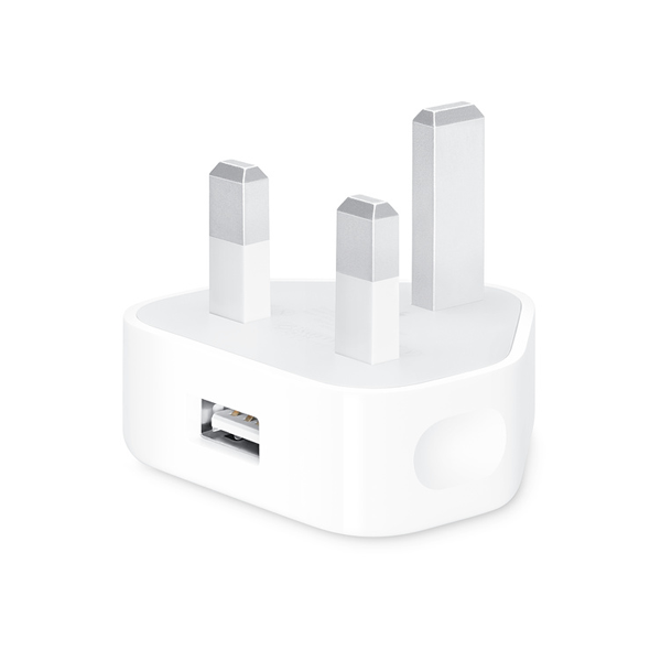 Apple 5W Power Adapter UK iCare Store