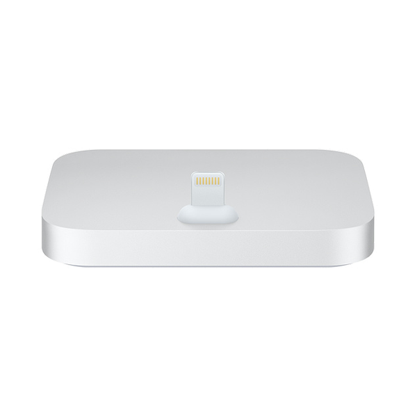 Apple iPhone Lightning Dock Silver iCare Store
