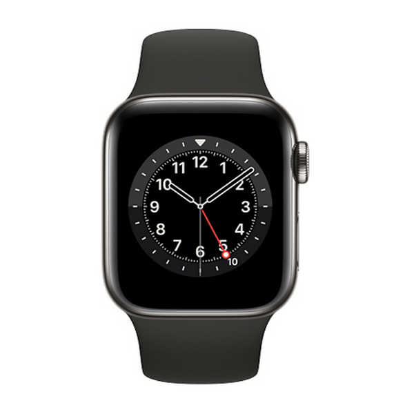 Apple Watch Series 6 Space Gray 40mm iCare Store