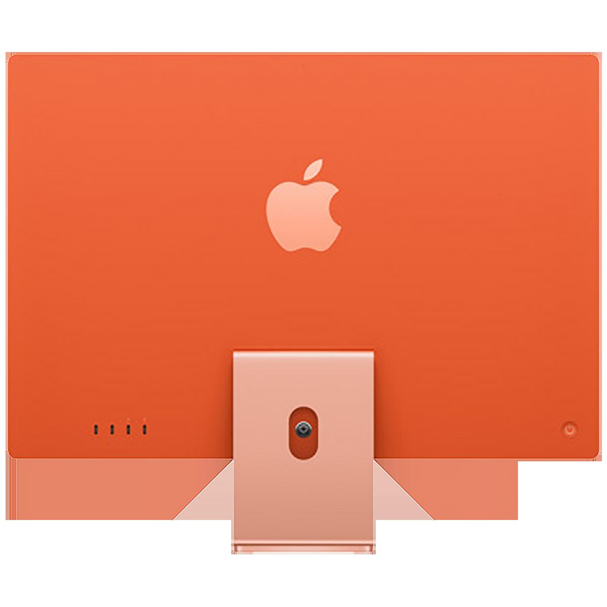 Apple iMac 24-inch Orange