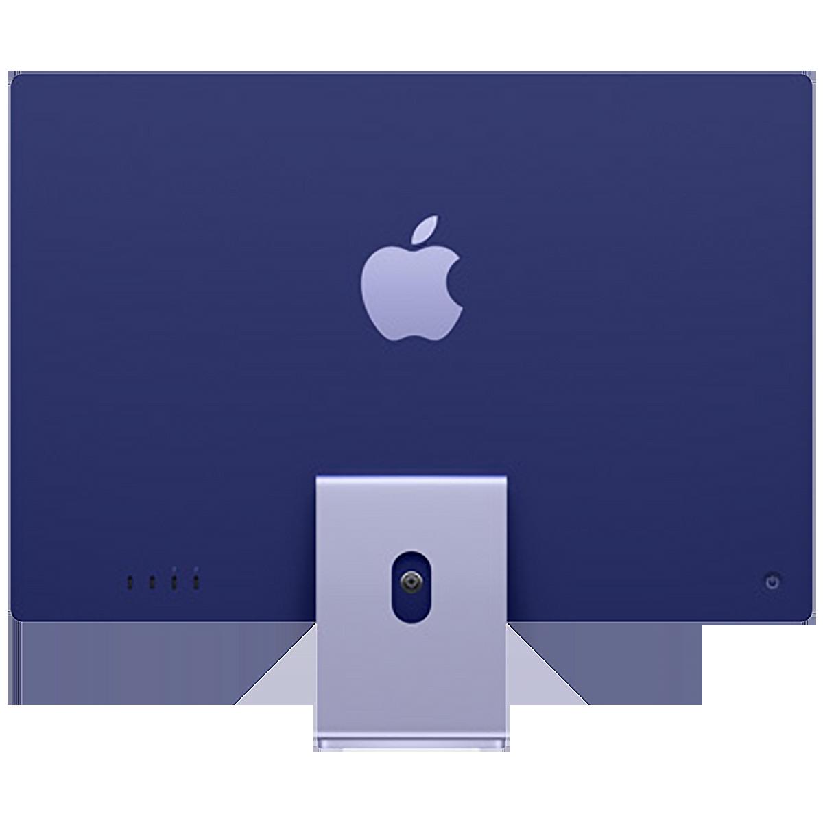 Apple iMac 24-inch Purple