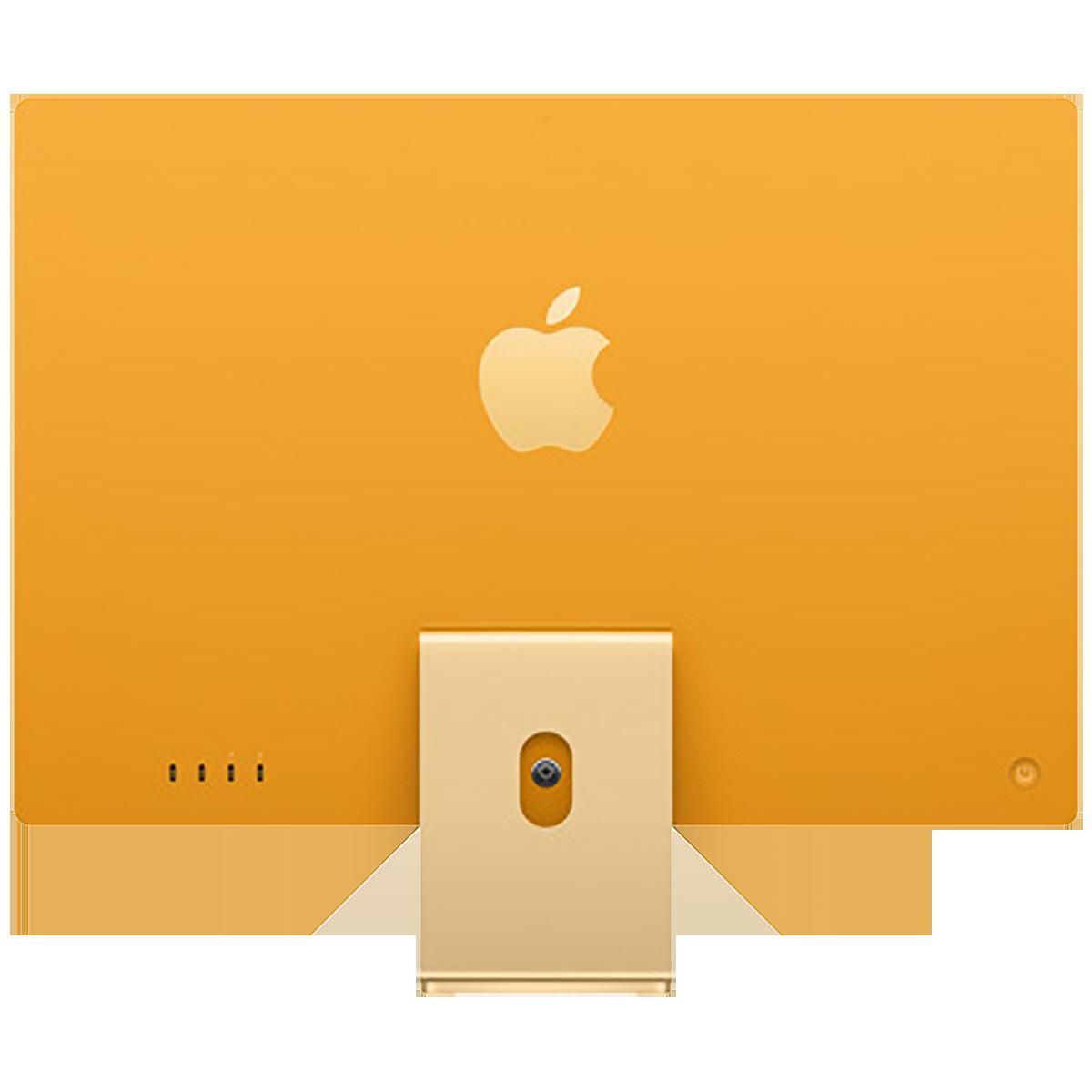 Apple iMac 24-inch Yellow